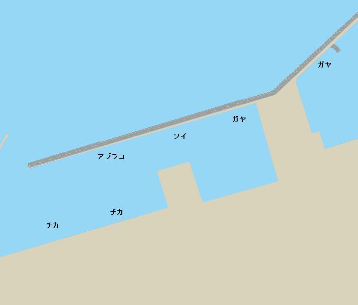 森港ポイント図