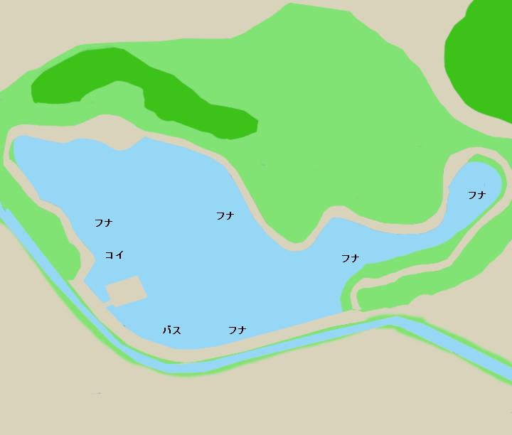 門池ポイント図