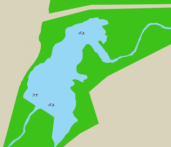 見返り池ポイント図