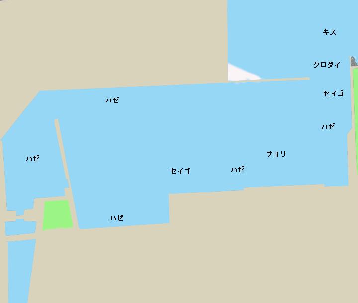 武豊港ポイント図