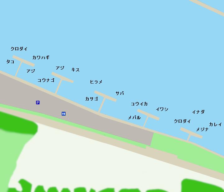 新居海釣り公園 浜名湖 ビギナーに優しすぎる釣りスポット<浜名湖 新居海釣公園>