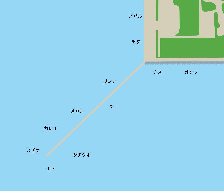 姫路港中波止