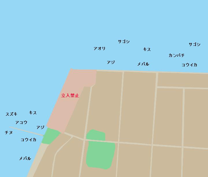 竹内工業団地ポイント図