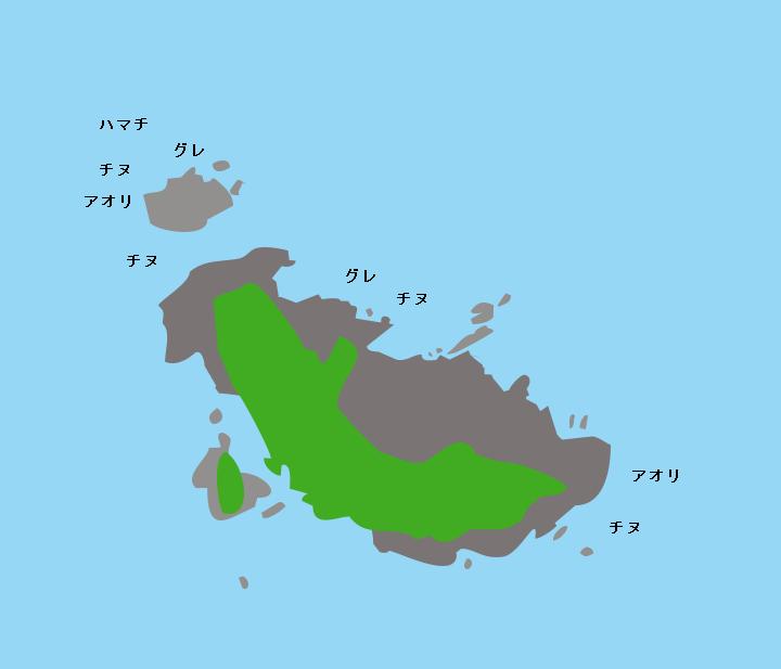 風島ポイント図