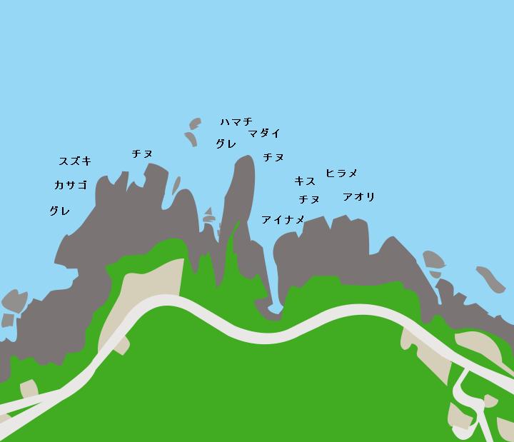 ワニガブチポイント図