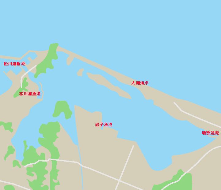 松川浦全体図